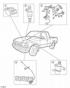 2001 Ford Ranger Fuel System Diagram