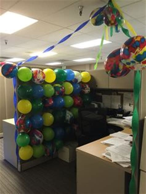birthday cubicle decorating ideas cubicle birthday