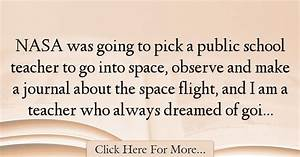 25+ best ideas about Christa Mcauliffe on Pinterest ...