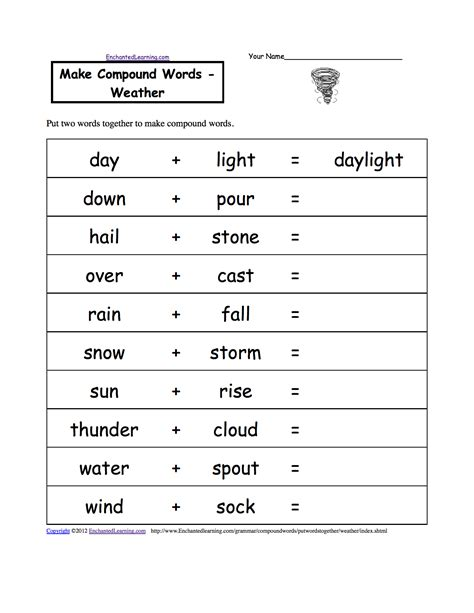 weather worksheet 1st grade worksheets for all