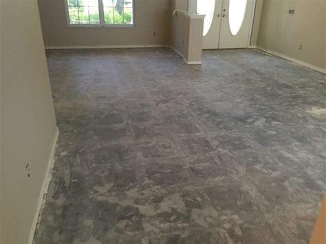 tile floor demolition ourcozycatcottage