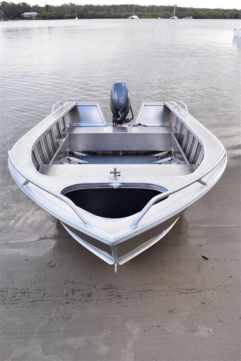 Catcher Series - Stessco Aluminium Boats