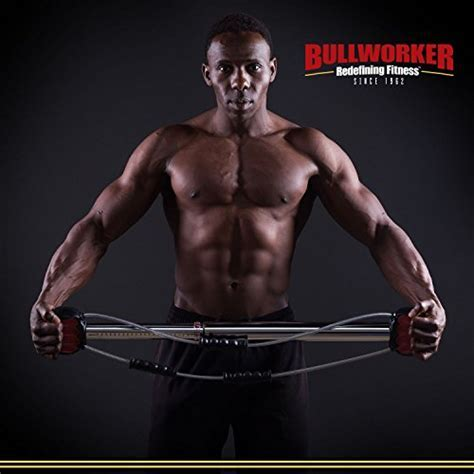 "Bullworker 36"" Bow Classic  Full Body Workout  Portable"