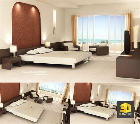 plan d une chambre d hotel infographie d 39 architecture chambre d hôtel a dubaï