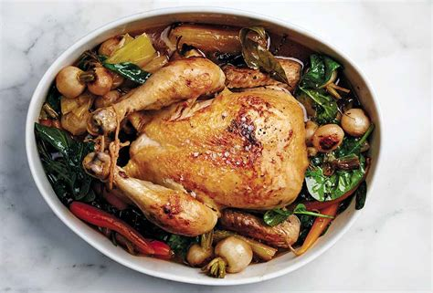 chicken in a pot recipe leite s culinaria