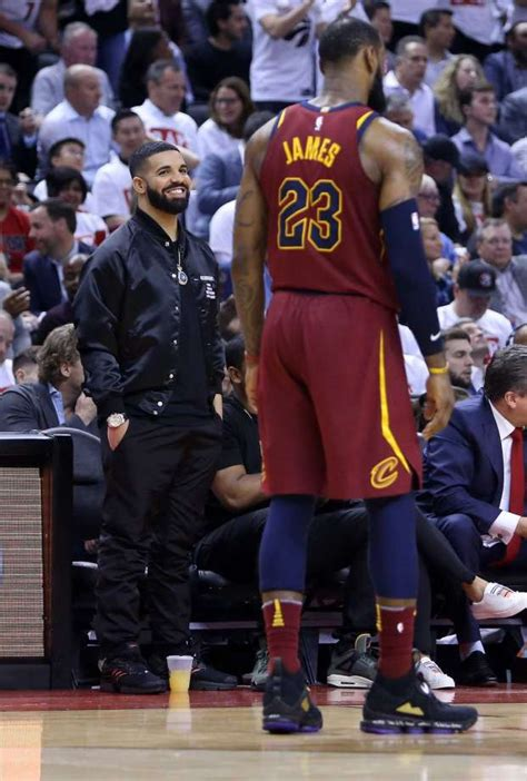 VIDEO: Drake, former Ozen basketball star engage in verbal ...