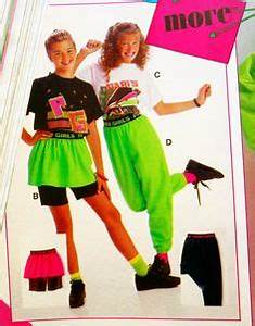 Decades 80s on Pinterest