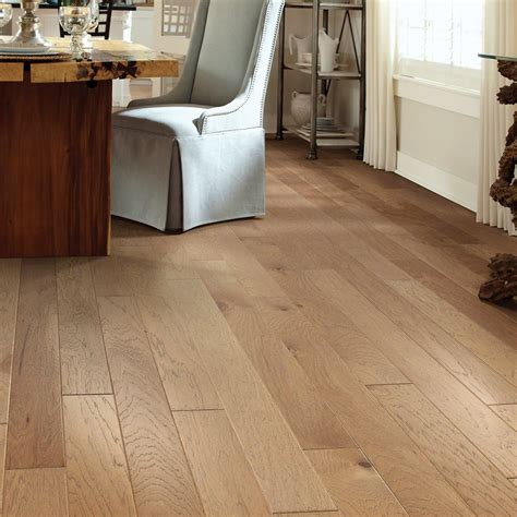 shaw flooring hardwood reviews shaw floors hickory 4 8 quot engineered hickory hardwood flooring in allspice reviews