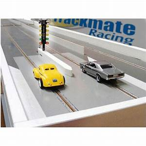 Dp2000 Drag Racing System For Slot Cars