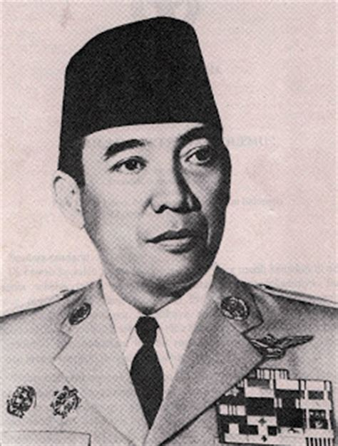 ir soekarno biography   president  republic