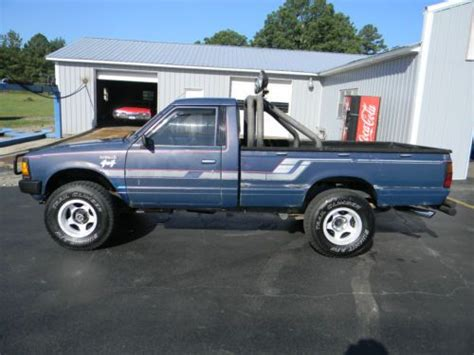 Datsun 720 4x4 by Sell Used 1984 Datsun 720 4x4 Free Shipping With Buy It