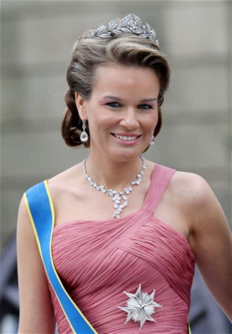 prinses mathilde op het huwelijk van kroonprinses victoria