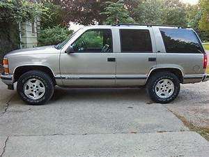 1998 Chevrolet Tahoe For Sale By Owner In Adrian  Mi 49221