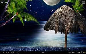 Tropical Night Live Wallpaper - Android Apps on Google Play