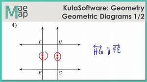 Kutasoftware  Geometry- Information In Geometric Diagrams Part 1