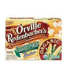 orville redenbacher organic smart pop butter popcorn