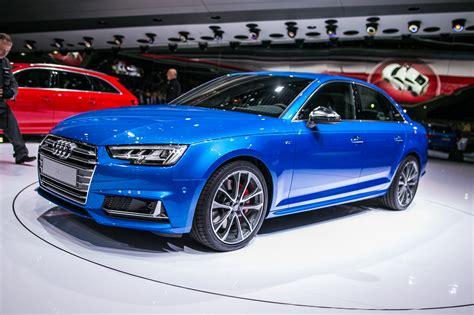 2017 Audi S4 Bows With Turbo V6 Power » Autoguide.com News