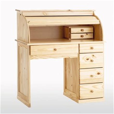 bureau en pin brut bureau pin massif acheter ce produit au meilleur prix