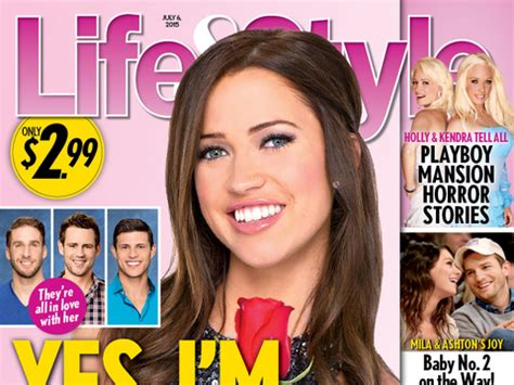 'Bachelorette' Kaitlyn Bristowe Reportedly Engaged ...