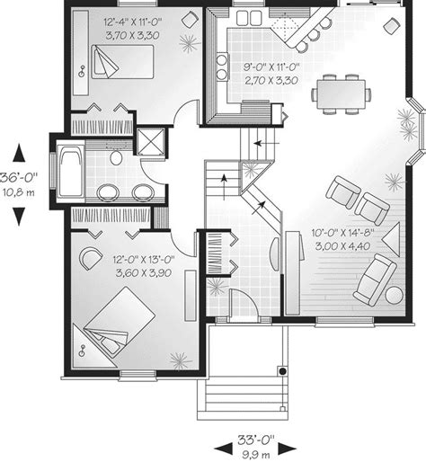 split level floor plan modern bi level house plans luxury savona cliff split