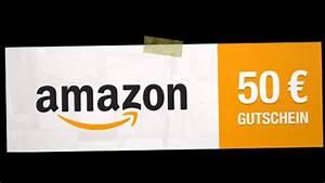 Amazon Gutschein Prüfen : 50 amazon gutschein gewinnspiel youtube ~ Markanthonyermac.com Haus und Dekorationen