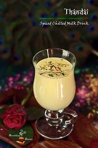 low calorie cupcake recipes thandai sardai spiced chilled almond milk drink holi