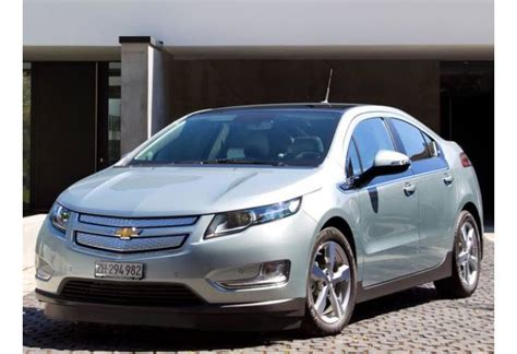 2014 Volt Range by 2016 Chevy Volt Range One Of Many Changes Product