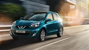 Voiture Nissan Micra : nissan micra petite voiture citadine nissan ~ Nature-et-papiers.com Idées de Décoration