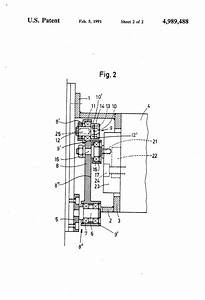 Patent Us4989488 - Drive Mechanism For An Oscillating Tool  Especially A Saw Blade