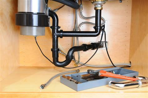 plumbing a garbage disposal in a double sink how to install a garbage disposal