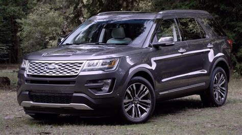2018 Ford Explorer by 2018 Ford Explorer Platinum Review Simple Cars Review