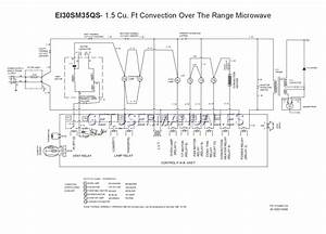 Microwave Lmv1680st Microwave Oven Wiring Diagram