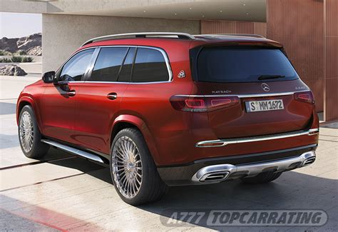 The bus was shown at busworld turkey. 2020 Mercedes-Maybach GLS 600 4Matic (X167) - specs, photo, price, rating