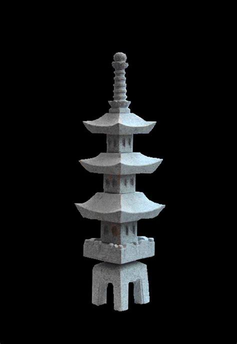 pagode japonaise jardin japonais