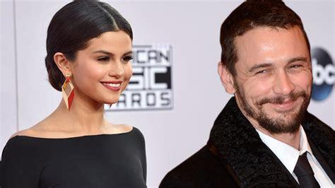 James Franco Texting Selena Gomez