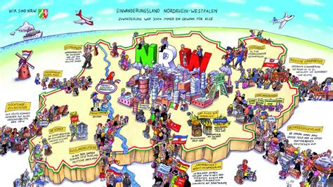 integrationsland nrw das landesportal wir  nrw
