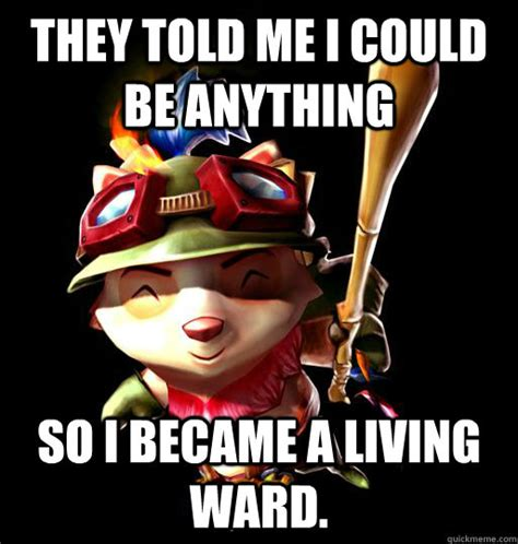 Teemo Memes - league of legends funny memes