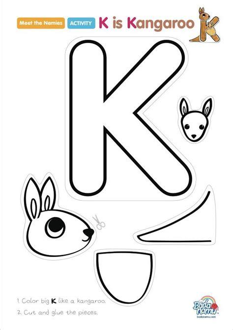 pin by khadi ya on letters craft letter k crafts 339 | 24b3f94208e09f792157ccfffa47eea8 zoo preschool kindergarten crafts