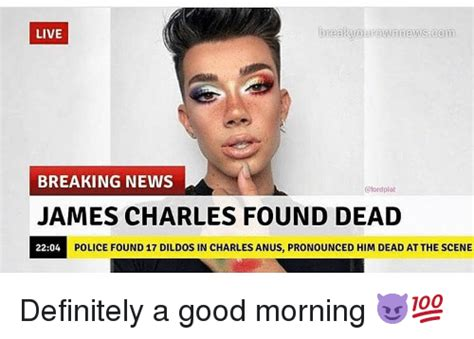 Best 18 James Charles Memes