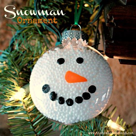 28 christmas ornament crafts for kids a little craft in