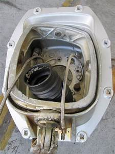 Bmw Marine Transom Assembly