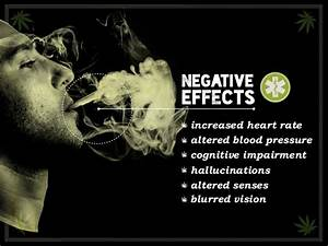 cannabis positive and negative effects