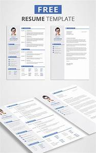 Free Cv Template And Cover Letter