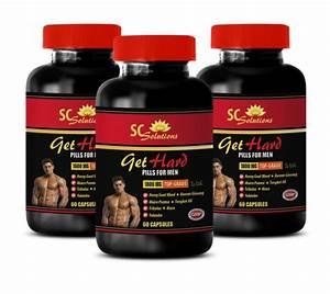 Get Hard Pills 3b - Testosterone Booster Pills