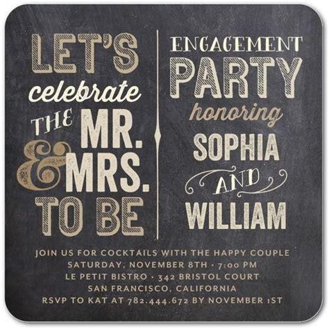 couple   signature white engagement party
