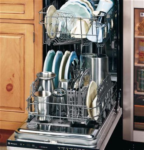 zbdnss ge monogram  dishwasher stainless steel