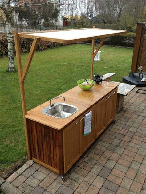 meuble de cuisine exterieur meuble cuisine extérieur idées et conseils rangement pratique