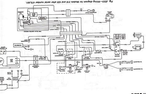 450c Wiring Diagram by Deere 450 Wiring Diagram Wiring Diagram