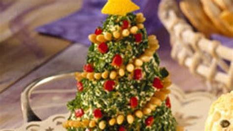appetizer cheese trees recipe from betty crocker