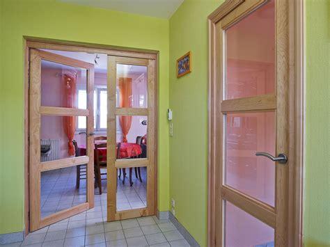 porte de placard chambre porte intérieure sur mesure atelier madec nantes 44